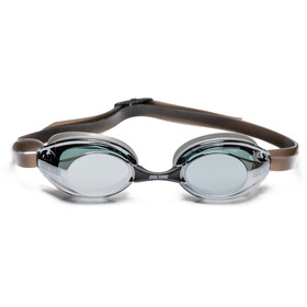 Colting Wetsuits Race Goggles smokey grey